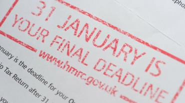 Small businesses are being urged not to miss the 31st January deadline to file their online tax returns, or they may face hefty fines.